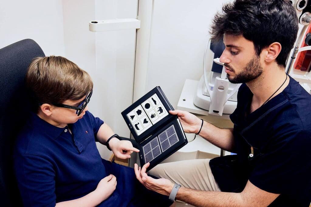 Tratamiento Terapia visual