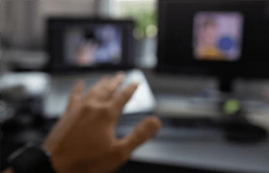 Problemas de visión causados por las pantallas